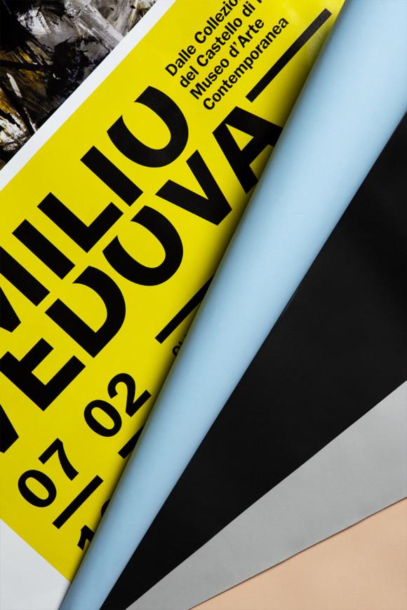 Emilio Vedova Exhibit